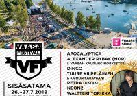 Apocalyptica konsertoi Suomessa kesällä 2019! Euroviisuvoittaja Rybak myös mukana festivaalissa