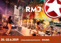 RMJ:n ohjelma täydentyy: Uudet artistikiinnitykset Alma, Jannika B ja IBE sekä Mecano Beach hosted by Darude'n DJ-vieraat julki