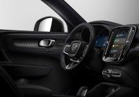 Volvo XC40 ja uusi Android-pohjainen tieto- ja viihdejärjestelmä