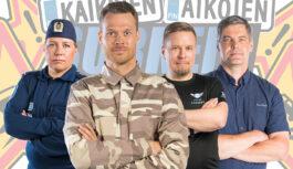 Suomen surkein kuski palaa MTV3-kanavalle ke 2.9. klo 20 erikoiskaudella – kisaamassa ovat entuudestaan tutut surkeat suharit