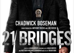 Arvostelu: 21 Bridges