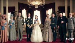 Arvostelussa The Crown