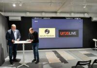 Akun Tehdas yhteistyöhön Uros Live -areenan kanssa