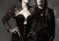 Nightwish nousee uuden Uros Live -areenan lavalle 29.12.2021