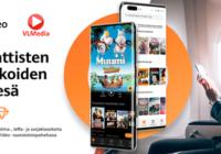 Huawei Video ja VLMedia aloittavat Pohjoismaisen yhteistyön