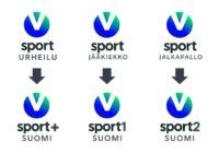 Kotimaiset V sport -kanavat uudistuvat 1.10.2021