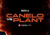 Canelo vs Plant Viaplayn PPV-illassa